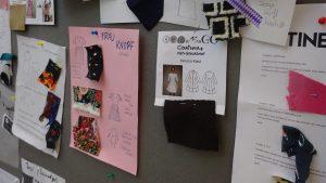Steckbriefe der Projekte von der AnNÄHerung 2018 in der Jugendherberge Bielefeld